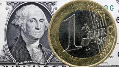 ЦБснизил курсы евро идоллара навыходные