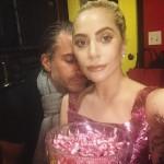 Леди Гага впервые показала возлюбленного