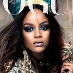 Рианна снялась для арабского Vogue в образе древнеегипетской царицы Нефертити