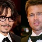 Брэд Питт и Джонни Депп оказались самыми провальными актерами Голливуда
