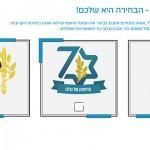 Армии Израиля — 69 лет!
