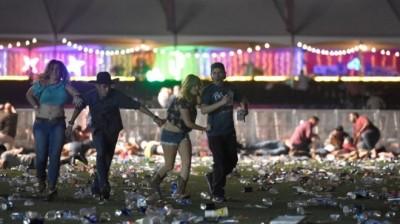 СМИ узнали содержание записки, найденной вномере стрелка— Стрельба вЛас-Вегасе