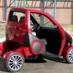 В Израиле создали раскладной автомобиль