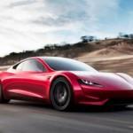 Новый революционный кабриолет Tesla разгоняется до 100 1.9 секунды