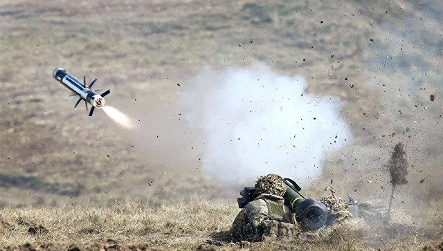 Совет нацбезопасности США предложил Трампу выделить Украине грант наоружие