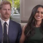 Принц Гарри и модель Меган Маркл дали первое интервью после объявления о помолвке (видео)