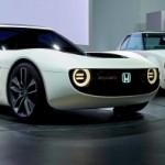 Honda показала свой электромобиль