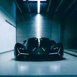 Lamborghini представила концепт суперэлектрокара на суперконденсаторах