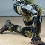 Инженеры из Мичигана разработали экзоскелет для солдат, который поможет преодолеть длительные дистанцци с грузом