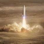 SpaceX готовится к производству «марсианской» ракеты