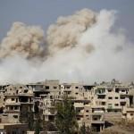 Авиация РФ сбросила бомбы на пригород Дамаска: погибли 27 гражданских жителей
