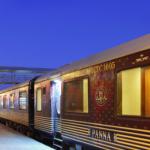 Экспресс махараджей — самый дорогой поезд Азии отметил 7 лет