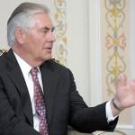 Тиллерсон назвал проводимую РФ политику одной из главных угроз в современном мире