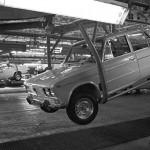 Производство легковых автомобилей в России за ноябрь сократилось на 8%