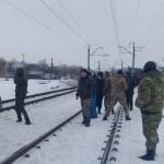 В верховной Раде хотят заслушать доклад о потерях от блокады Донбасса