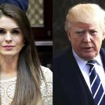 Трамп заставлял своего пресс-секретаря гладить ему и Мелани костюмы