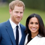 Стала известна дата свадьбы принца Гарри и модели Меган Маркл