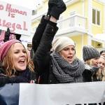 «Феминизм» стал словом года в США