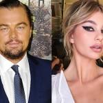 43-летний Леонардо ДиКаприо закрутил роман с 20-летней моделью Камилой Морроне