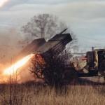 Российские оккупанты обстреляли ракетной артиллерией жилые кварталы Зайцево