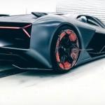 Авто будущего: через 12 лет — электродвигатель на каждом колесе (видео)