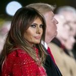 Мелания Трамп отказалась сопровождать мужа в официальной поездке на фоне скандала