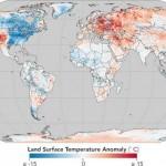 Украина попала в аномальную температурную зону — ученые