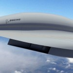 Boeing предоставила концепт самолета-разведчика, развивающего скорость до 5 000 км/ч