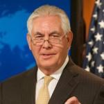 """Тиллерсон: США и Польша против """"Северного потока-2"""""""