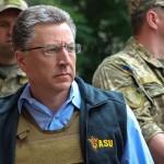 Курт Волкер озвучит российской стороне видение США по разрешению конфликта на Донбассе