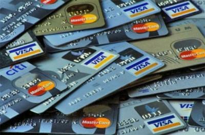 Visa тестирует платежные карты сосканером отпечатка пальца