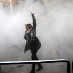 В Иране протестующие скандируют «смерть России»