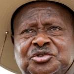 Президент Уганды записал признание любви к Трампу
