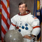 Умер астронавт Джон Янг, дважды побывавший на Луне