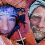 Последние фото альпинистов, из которых удалось спасти лишь одного, собрало миллионы лайков