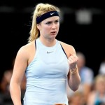Украинка Элина Свитолина выщла в финал престижного теннисного турнира в Австралии