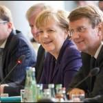 В Германии лидеры трех партий договорились о создании «большой коалиции»