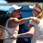 В борьбе за выход в 1/8 финала Australian Open Элина Свитолина обыграла Марту Костюк