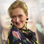 Звезда Голливуда Мэрил Стрип регистрирует свое имя в качестве товарного знака