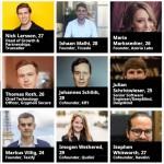 Украинец попал в топ-30 лучших IT-предпринимателей Европы по версии Forbes