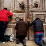 Храм Гроба Господня закрылся в знак протеста впервые за 100 лет