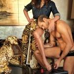 Синди Кроуфорд снялась в роскошной фотосессии для журнала InStyle