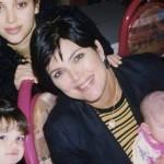 В сети появилось фото 17-летней Ким Кардашьян
