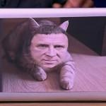 Кашпировский подал в суд за то, что из него сделали кота