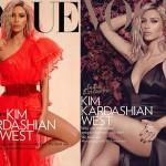 Ким Кардашьян снялась для обложки индийского Vogue