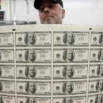 В США дана команда к росту курса доллара