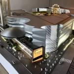 Известная киевская «тарелка» на Лыбедской станет частью ТРЦ после реконструкции (фото)