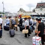 Россия высылает северокорейских трудовых мигрантов в КНДР