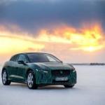 Jaguar успешно испытали электрокар при -40°С