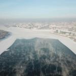 В Сибири появилась «адская полынья» — неизвестное природное явление